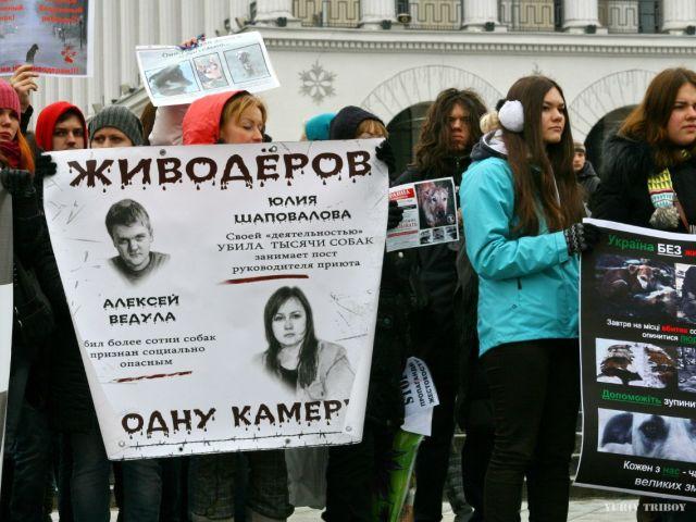 Официальный ответ организаторам митинга, прошедшего в Киеве под зданием Деснянского суда 19.03.13 г.