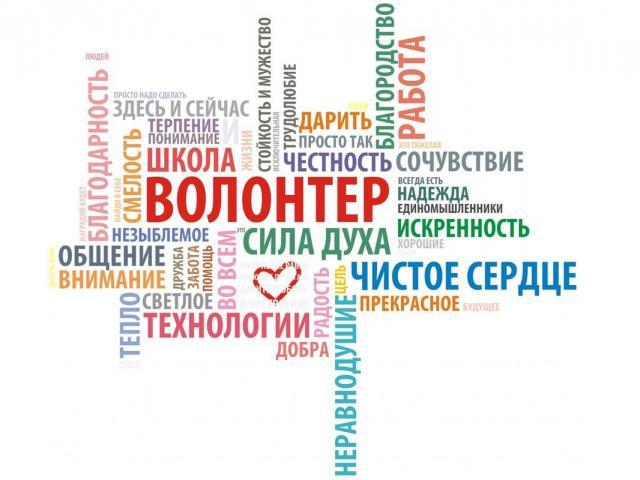 Поздравляем с Международным днем волонтера!
