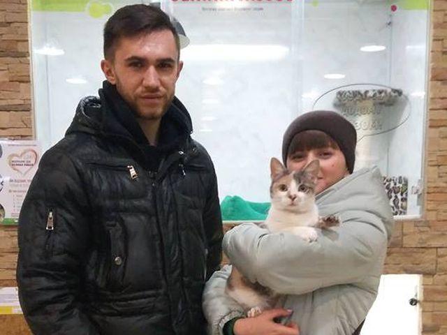 "Сотрудники ""Зооленда"" пристроили еще одну кошку"