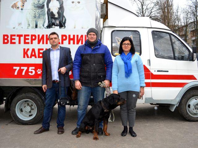 Встречи с кинологом и ветеринаром на площадках для дрессировки собак