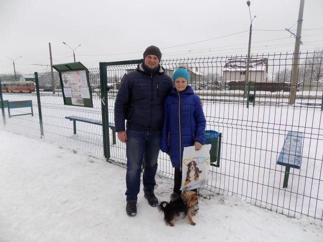 По инициативе КП «Центр обращения с животными» состоялось открытие 8 новых огражденных площадок для выгула и дрессировки собак