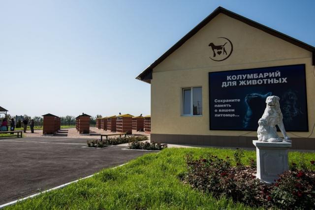 Харьков является единственным городом в Украине, где предоставляют ритуальные услуги для домашних животных