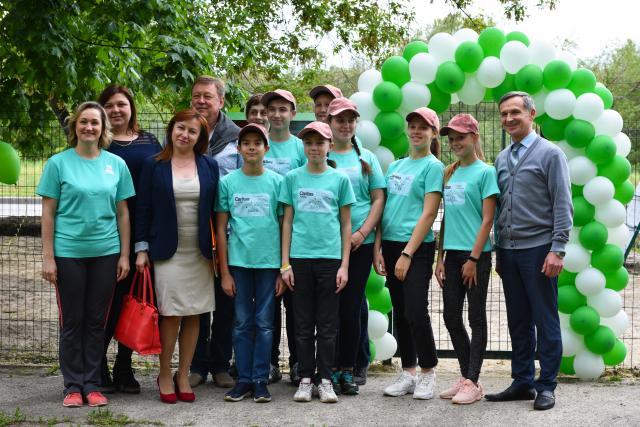 На Салтовке открыта 39-я площадка для выгула и дрессировки собак в городе Харькове