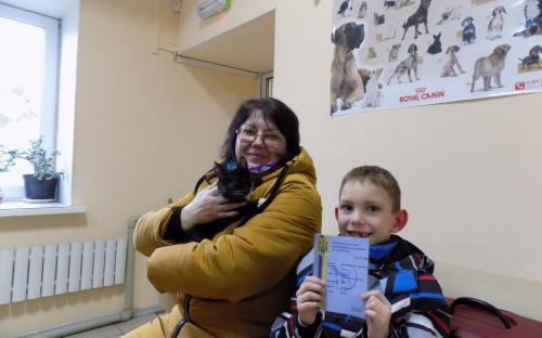 """Центр обращения с животными объявляет январские итоги акции """"Доброта объединяет сердца"""""""