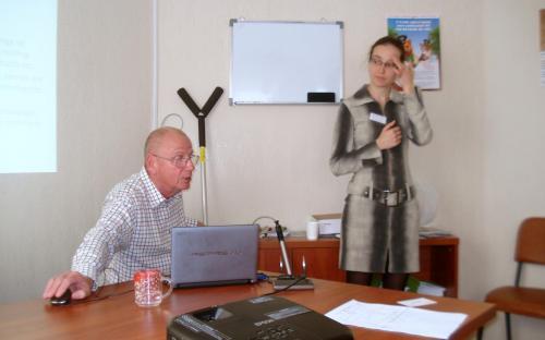 В Харькове прошел Международный семинар по гуманному и эффективному контролю популяции бездомных животных