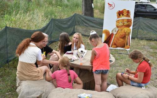 КП «Центр обращения с животными» провело традиционный, но необычный «День открытых дверей»