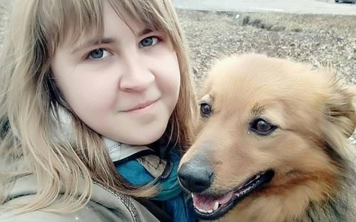 Все больше харьковчан приезжает выгулять питомцев Харьковского муниципального приюта бездомных животных