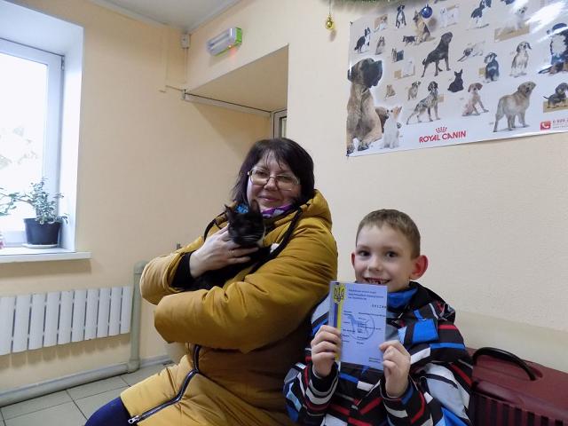 6862 собаки и 2366 кошки зарегистрированы в Единой электронной базе данных домашних животных Харькова