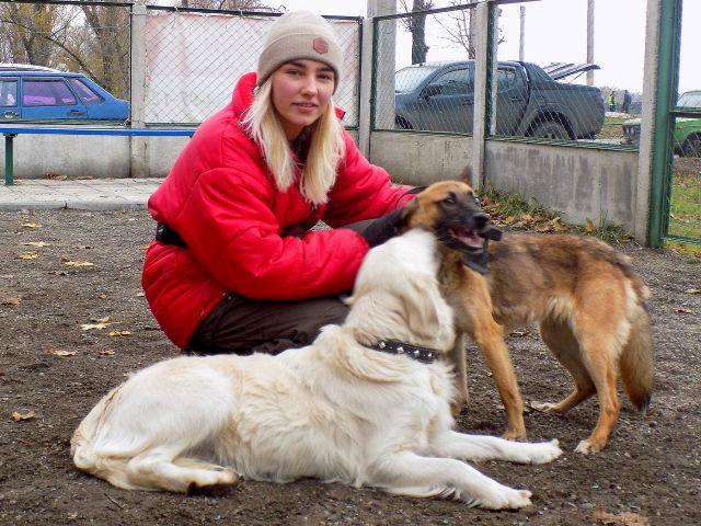 Александра Карпова – первый волонтер, ставший Куратором Центра официально