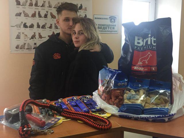 Студентов в Приют для животных привел случай Харьков