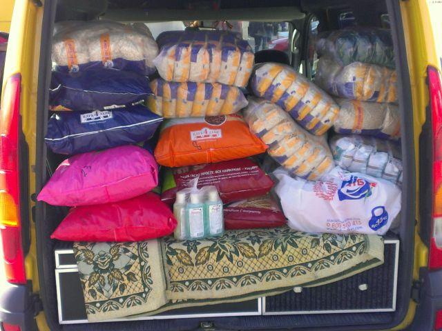 """IT-Компания """"Nix Solutions"""" подарила Городскому приюту для животных корм на 3500 грн."""