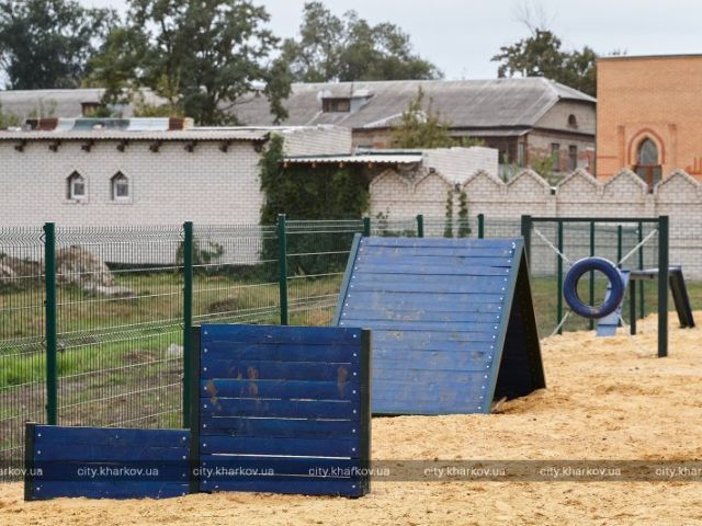 """КП """"Центр обращения с животными анонсирует открытие 8 новых огражденных площадок для выгула и дрессировки собак"""