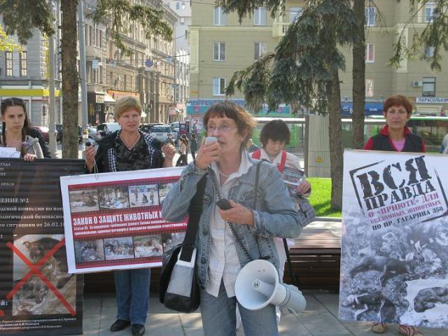 зоозащитники Харькова