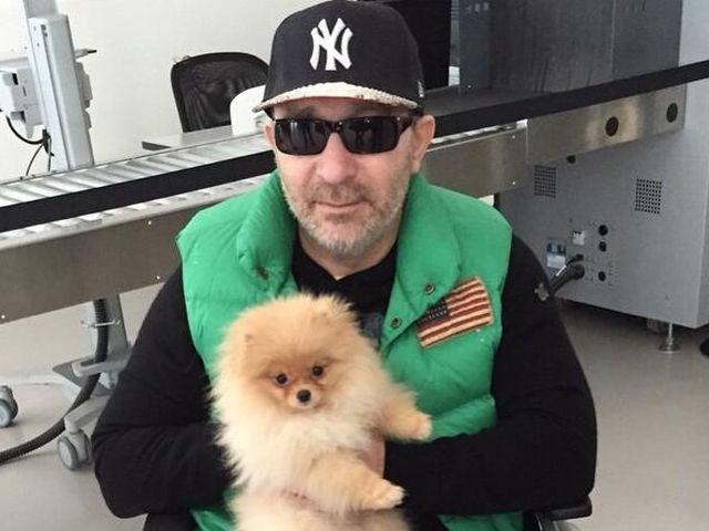 У мэра Харькова Геннадия Кернеса большая страсть к породистым собакам