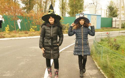 Хеллоуин в Центре обращения с животными