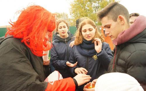 Праздник Осени в Центре обращения с животными