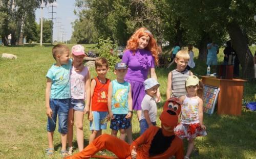 ском приюте для животных провели праздник День молодежи