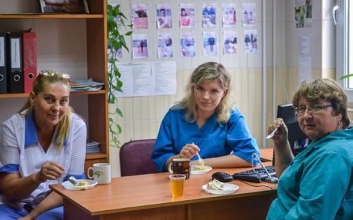 День ветеринара в городском приюте Харькова