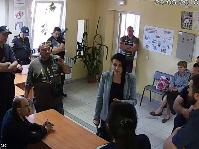 Марина Суркова зоозащита